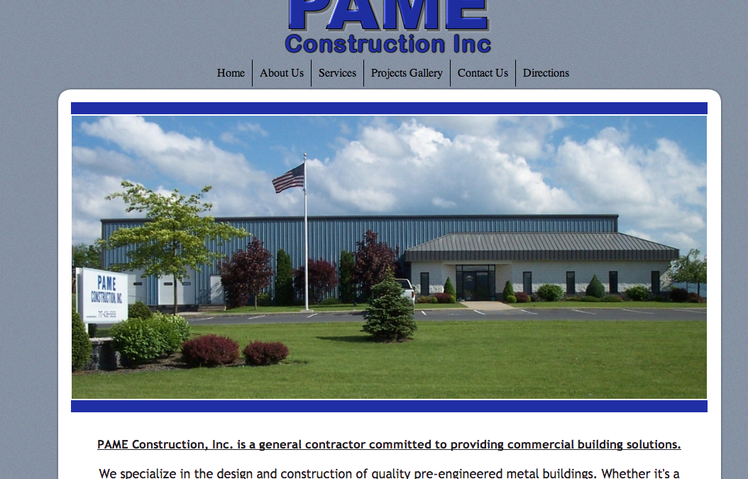PAME Construction INC