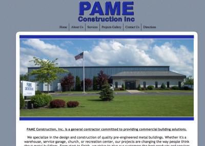 PAME Construction INC