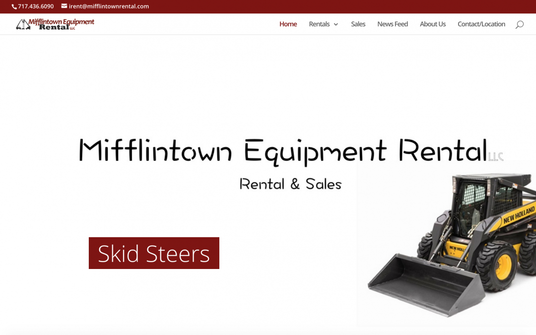Mifflintown Equipment Rental