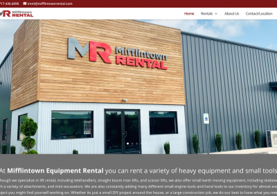 Mifflintown Equipment Rental