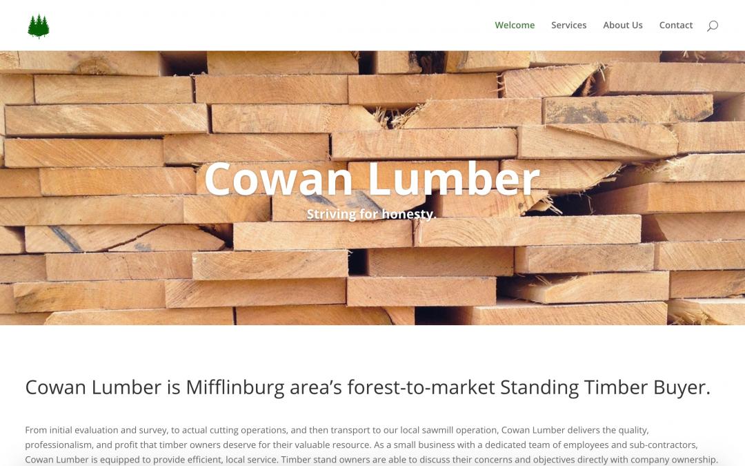 Cowan Lumber