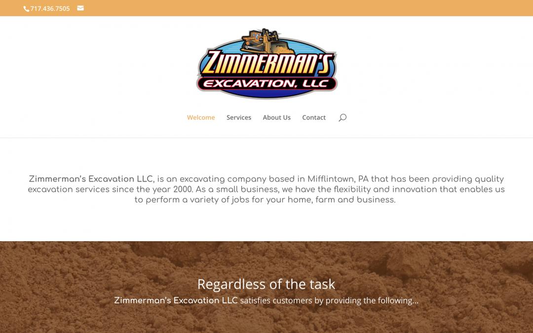 Zimmerman's Excavation